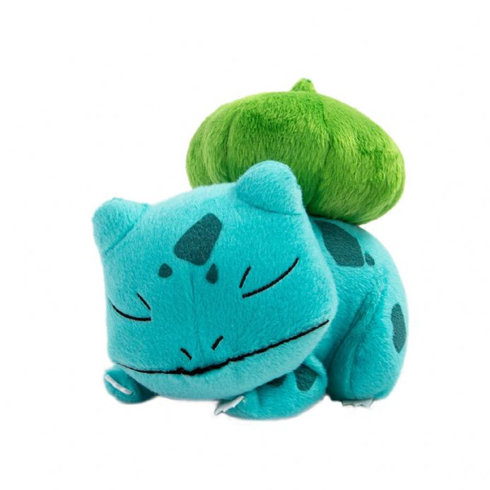 Pokemon Sleeping Bulbasaur Plush | Buy now at The G33Kery - UK Stock - Fast Delivery